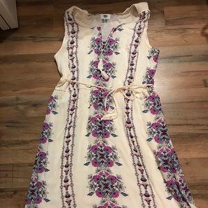 NWOT Old Navy size XL Maxi Dress